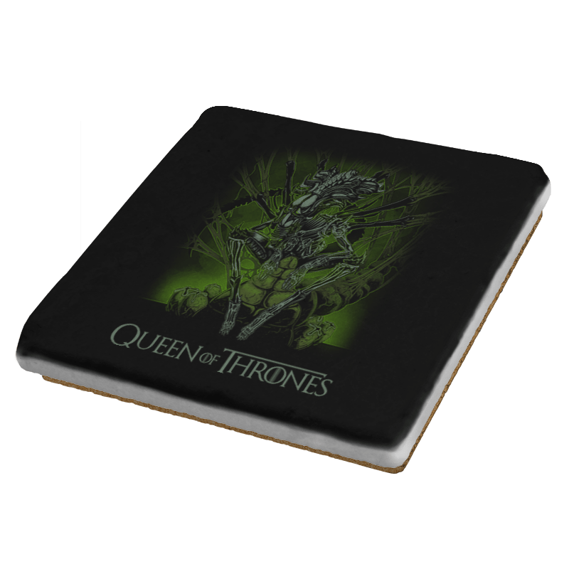 Queen of Thrones Exclusive - Coasters - Coasters - RIPT Apparel