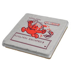 Koolmon Escaped! Exclusive - Coasters - Coasters - RIPT Apparel
