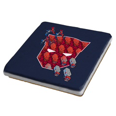 Tessellate, and Roll Out! Exclusive - Coasters - Coasters - RIPT Apparel