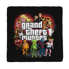 Grand Theft Muppet Exclusive - Coasters - Coasters - RIPT Apparel
