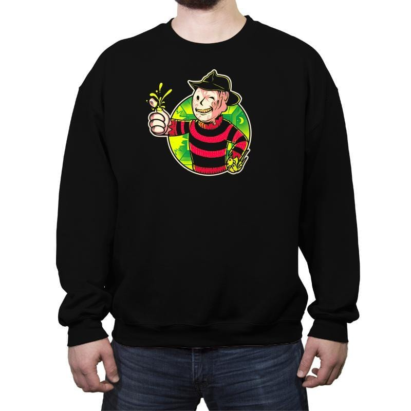 Freddy Boy - Crew Neck Sweatshirt - Crew Neck Sweatshirt - RIPT Apparel