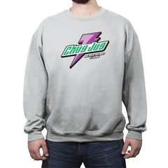 Legendary Chug Jug - Crew Neck Sweatshirt - Crew Neck Sweatshirt - RIPT Apparel