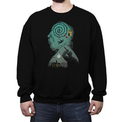 Master of Suspense - Crew Neck Sweatshirt - Crew Neck Sweatshirt - RIPT Apparel