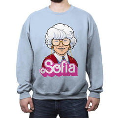 Sofia - Crew Neck Sweatshirt - Crew Neck Sweatshirt - RIPT Apparel