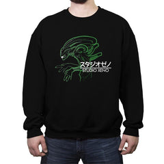 Studio Xeno - Crew Neck Sweatshirt - Crew Neck Sweatshirt - RIPT Apparel