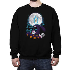 Z Nightmare - Crew Neck Sweatshirt - Crew Neck Sweatshirt - RIPT Apparel