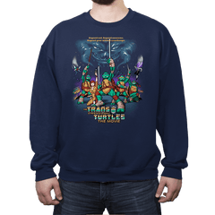The Trans-Dimensional Turtles Exclusive - Crew Neck - Crew Neck - RIPT Apparel