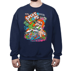 Splat Loops - Crew Neck - Crew Neck - RIPT Apparel