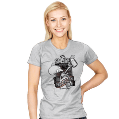 Smith's Pale Ale-ien - Womens - T-Shirts - RIPT Apparel