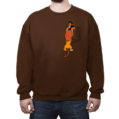 Precipocket - Crew Neck - Crew Neck - RIPT Apparel