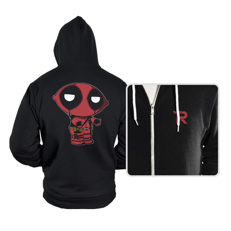 What The Deuce? - Hoodies - Hoodies - RIPT Apparel