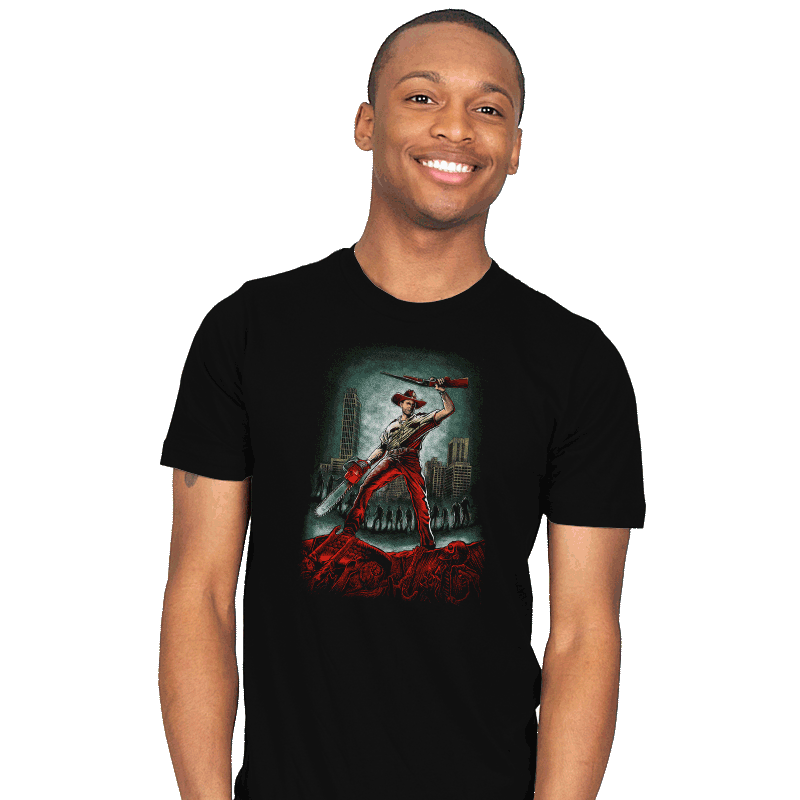 Army Of Walkers - Mens - T-Shirts - RIPT Apparel