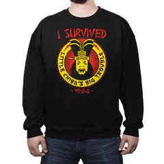 Surviving Trouble - Crew Neck - Crew Neck - RIPT Apparel