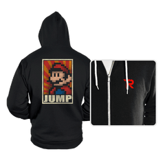 Jump! - Hoodies - Hoodies - RIPT Apparel