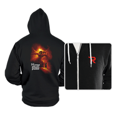 Black Knight Returns - Hoodies - Hoodies - RIPT Apparel