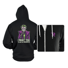 He Wants You - Hoodies - Hoodies - RIPT Apparel