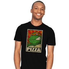 Pizza! - Mens - T-Shirts - RIPT Apparel