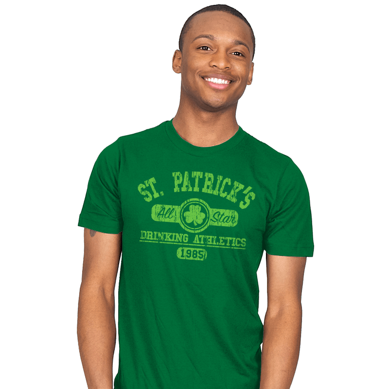 Drinking Athletics Exclusive - Mens - T-Shirts - RIPT Apparel