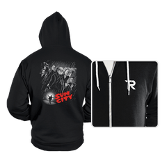 Sun City - Hoodies - Hoodies - RIPT Apparel