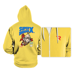 Super Dimension X - Hoodies - Hoodies - RIPT Apparel
