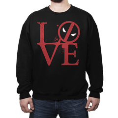 Dead Love - Crew Neck - Crew Neck - RIPT Apparel