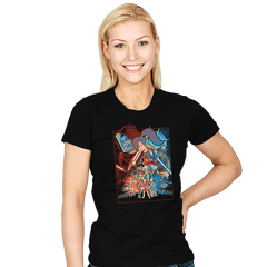 Future wars - Womens - T-Shirts - RIPT Apparel