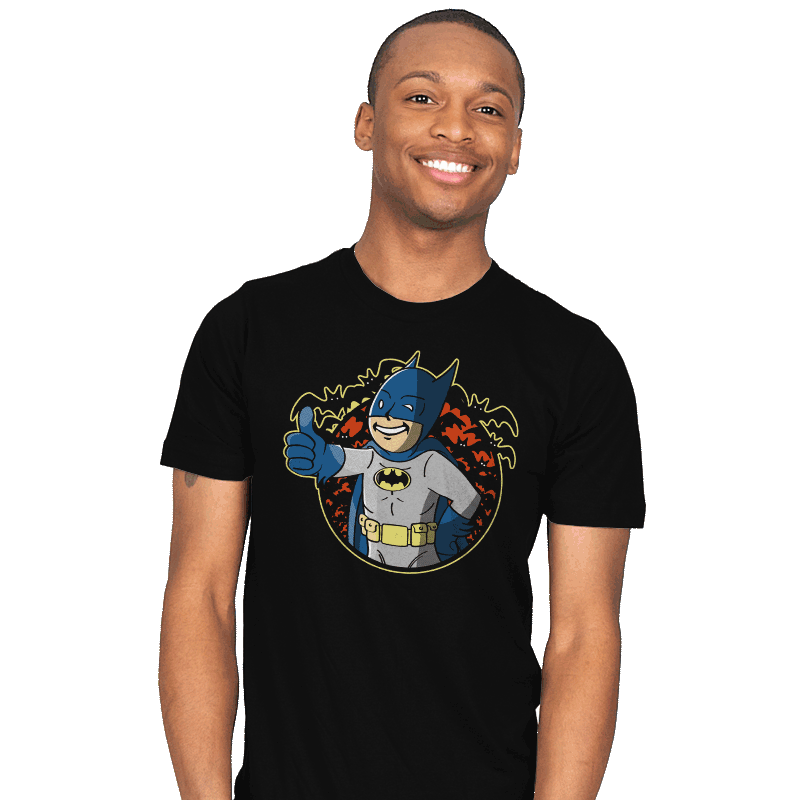 Bat Boy - Mens - T-Shirts - RIPT Apparel