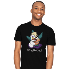 Why so Krusty? - Mens - T-Shirts - RIPT Apparel