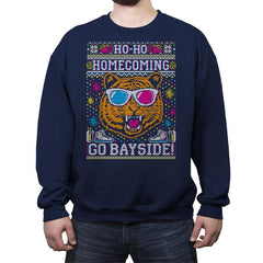 Go Bayside COD Holiday Sweater - Crew Neck Sweatshirt - Crew Neck Sweatshirt - RIPT Apparel