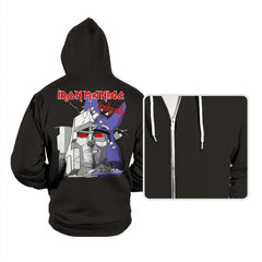 Iron Maniac - Hoodies - Hoodies - RIPT Apparel
