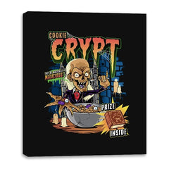 Cookie Crypt Cereal - Canvas Wraps - Canvas Wraps - RIPT Apparel