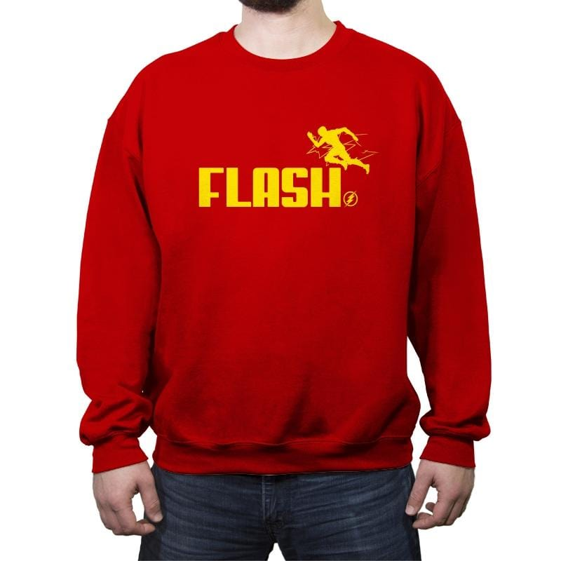 Flash Athletics - Crew Neck Sweatshirt - Crew Neck Sweatshirt - RIPT Apparel