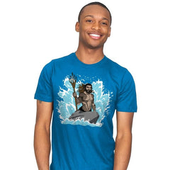 The Little Merman - Mens - T-Shirts - RIPT Apparel