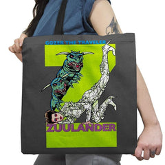 Zuulander Exclusive - Tote Bag - Tote Bag - RIPT Apparel