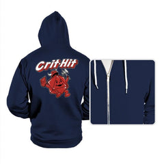Crit-Hit - Hoodies - Hoodies - RIPT Apparel