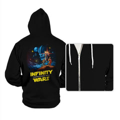 Infinity Wars - Hoodies - Hoodies - RIPT Apparel