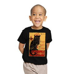 Chat Zombi - Youth - T-Shirts - RIPT Apparel