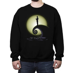 The Call before Christmas - Crew Neck Sweatshirt - Crew Neck Sweatshirt - RIPT Apparel