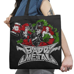 Baddy Metal Exclusive - Tote Bag - Tote Bag - RIPT Apparel