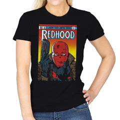 Red Hood - Womens - T-Shirts - RIPT Apparel