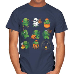 Call of Halloween - Mens - T-Shirts - RIPT Apparel
