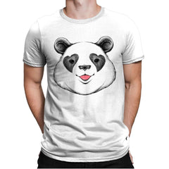 Panda Love - Mens Premium - T-Shirts - RIPT Apparel