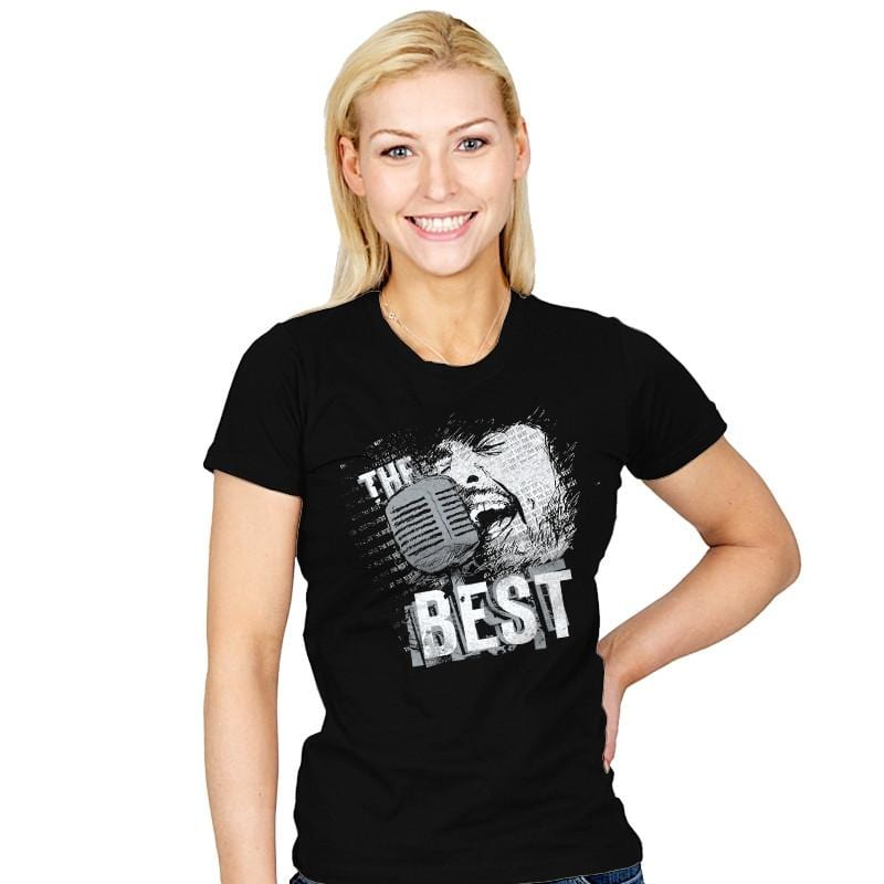 The Best Meme Of You Exclusive - Womens - T-Shirts - RIPT Apparel