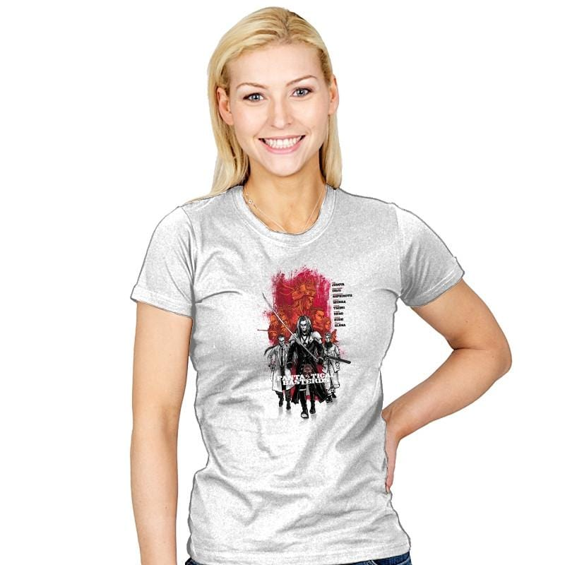 Fantastical Basterds Exclusive - Womens - T-Shirts - RIPT Apparel