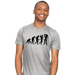 Silicon-Based Evolution - Mens - T-Shirts - RIPT Apparel