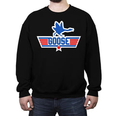 Top Goose - Crew Neck Sweatshirt - Crew Neck Sweatshirt - RIPT Apparel