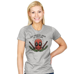 Common Sense - Womens - T-Shirts - RIPT Apparel