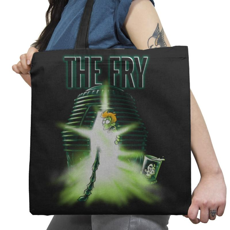 The Fry Exclusive - Tote Bag - Tote Bag - RIPT Apparel