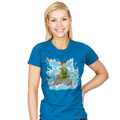 Seven's Mermaid - Womens - T-Shirts - RIPT Apparel