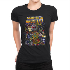 Morphinity Gauntlet - Best Seller - Womens Premium - T-Shirts - RIPT Apparel